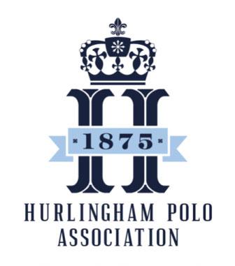 The Hurlingham Polo Association logo