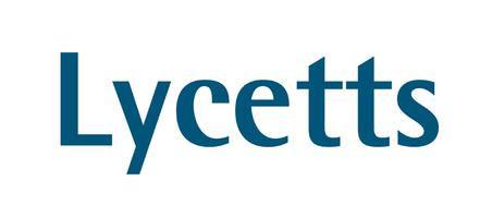 Lycetts logo